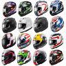 Arai rx7v complet côté Sport Casque moto toutes les couleurs & tailles