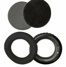 Beyerdynamic Black Plush Velour Ear Pads Set of 2 T70 T70p EDT 70NL - 909815