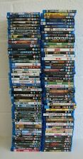 Job Lot 80+ BluRay DVDs MoviesHOLLYWOODTV Series Mixed Genres (Hospiscare)