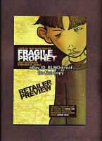 VHTF 2005 Fragile Prophet #1 Retailer Review Edition Lost In The Dark Davidson