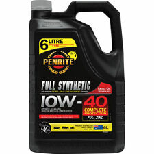 Penrite Full Synthetic Engine Oil 10W-40 6 Litre