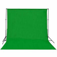 Hot Cotton Chromakey Green Screen Muslin Backdrop Photo Background Photogra O1R0