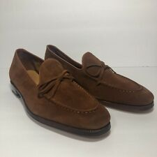 Meermin Mallorca Suede Loafer Goodyear Welted