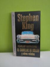 EL CADILLAC DE DOLAN Y OTROS RELATOS DE STEPHEN KING