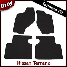 Nissan Terrano 1993 1994 1995 1996...2004 Tailored Fitted Carpet Car Mats GREY