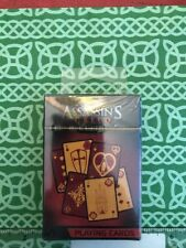 Assassin's Creed Renaissance Style Playing Cards Surreal Entertainment NEW