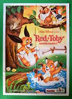 M26 Manifesto 2F Red E Toby Feinden Freunde Walt Disney Animation