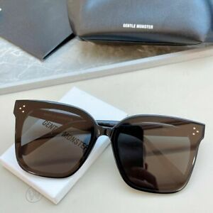 GENTLE MONSTER Sunglasses HER 01 Black New Authentic