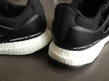Adidas x Porsche Design Ultra Boost 1.0 sneakers pure black kicks Y-3 luxury 9.5