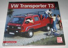 Schrader Typen Chronik VW Bus Transporter Carvelle T3 Bildband