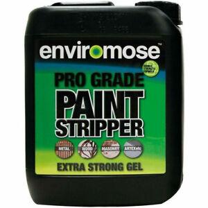 Enviromose Professional Grade Coating Stripper Enviromorse Sealer Polyurethane