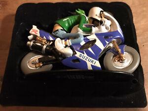 figurine moto joe bar team