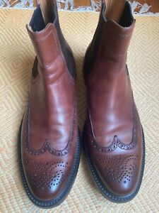 Santoni Boots men 8.5