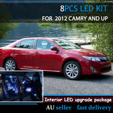 Replacement Car Interior White Map Dome Trunk LED Kit For Toyota Camry 2012 - Up
