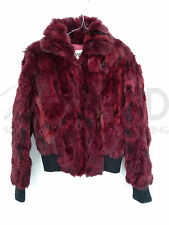 GIUBBINO DONNA IN PELLICCIA LAPIN MICHEL KLEIN PARIS, FUR, MEX, PELZ ART.5427