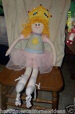 "North Star Dancing Doll Plush 34"""