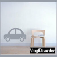 Car Transportation Vinyl Wall Decal Sticker Mural Quotes Words -cp061