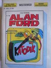 Alan Ford SERIE VENTENNALE n°120  [G306]