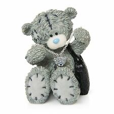Me to You Figurine With Necklace & Bag Collectable - Tatty Teddy Bear