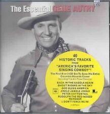 NEW The Essential Gene Autry (Audio CD)