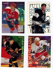 1994-1995 HK Fleer + Inserts = Pick 20 to Complete Your Set
