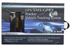 TK103B SMS GPRS Vehicle GPS Tracker Locator w/ Remote Control Free Tracking App