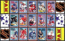 1996 Panini NHL Hockey Stickers Complete Set of 304 Alfredsson Palffy Rookie