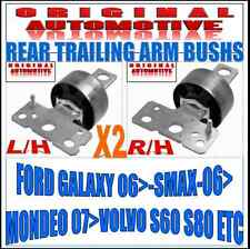 FITS FORD S MAX MONDEO MK4 GALAXY VOLVO REAR LOWER TRAILING ARM SUSPENSION BUSHS