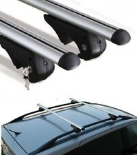 barre portatutto portapacchi auto sw Brio 120 Menabo' alluminio nuove universali
