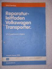 Autobús t2 t3 reparación instrucciones 1,9l motor + culatas + válvulas + radiador + Tank + escape