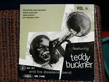 TEDDY BUCKNER N°6 Big butter and egg man... epl 7418