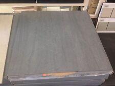 ITALIAN 60x30cm GREY MATT PORCELAIN WALL & FLOOR TILE TILES  £19.99 PER SQM