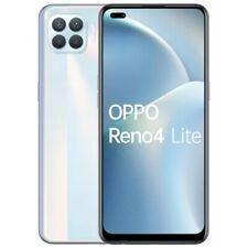 Oppo Reno 4 Lite 128gb SMARTPHONE 8gb di RAM White Android Lte Quad-telecamera 4000mah