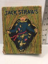 MILTON BRADLEY JACK STRAWS Game w/ Many Pieces w/ Hook w/ Box - VINTAGE
