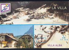 LA VILLA (STERN) - PENSIONE VILLA ALBA, Fam. Sorarù - 3 VEDUTE - NV
