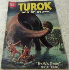 Turok Son of Stone 13, (FN/VF 7.0) 1958 33% off Guide!