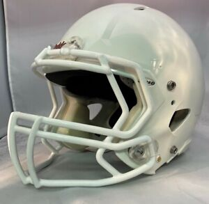 Riddell Revolution Speed Adult Football Helmet White Size Small