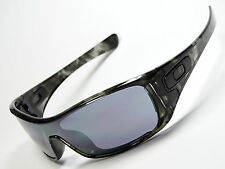 OAKLEY ANTIX BLACK TORTOISE SONNENBRILLE JULIET MONSTER DOG SCALPEL PLATE HIJINX