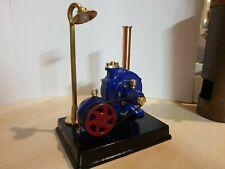 steam turbine generator, unmachined kit model engineering, steam engine, live