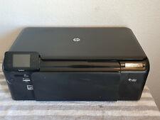 Hp Photosmart D110 Inkjet Printer Scan Copy Web *Tested*