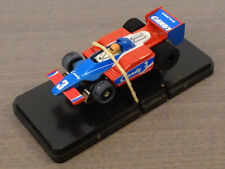 AURORA AFX / G-PLUS   F1 TYRELL CANDY   blue - red #3   VERY HTF - FALLER BOX !!