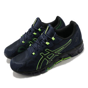 Asics Gel-Quantum 360 6 French Blue Black Volt Men Running Shoes 1201A113-400