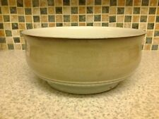 DENBY STONEWARE SEVILLE DESIGN FOOTED VEG SERVING DISH TABLE CENTRE BOWL