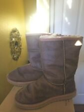 UGG AUSTRALIA TULAROSA ROUTE BROWN BOOTS 1003075 SIZE 8 NO SWEATERS