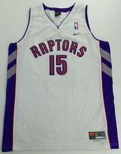 Vintage Nike NBA Toronto Raptors Vince Carter Basketball Jersey Size Adult L