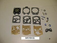STIHL CHAINSAW MS210 MS230 MS250 MS260 021 023 CARBURETOR CARB REPAIR KIT DR123