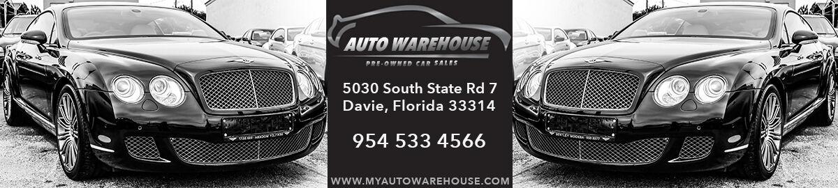 Auto Warehouse Sales