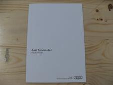 Audi Serviceplan Serviceheft Scheckheft A1,A3,A4,A5,A6,A7,A8,TT,Q3,Q5,Q7,R8 NEU