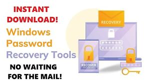 #1 Windows Password Reset Recovery Download for Windows 10, 8, 7, Vista XP 2021