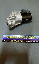 Nissan Patrol GQ TB42  GU TB45 Petrol Starter Motor